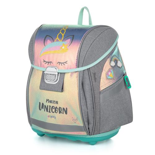 KARTON PP - Školský batoh PREMIUM LIGHT Unicorn iconic