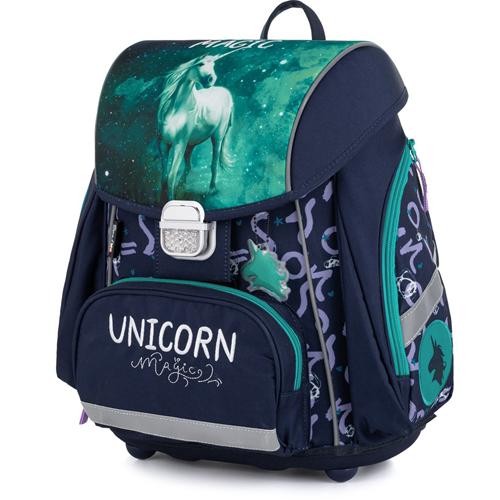 KARTON PP - Školský batoh PREMIUM Unicorn