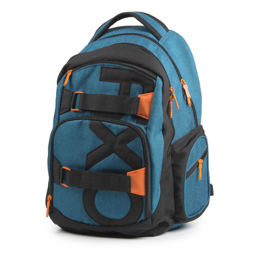 KARTON PP - Študentský batoh OXY Style Blue