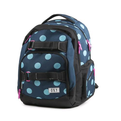 KARTON PP - Študentský batoh OXY Style Dots