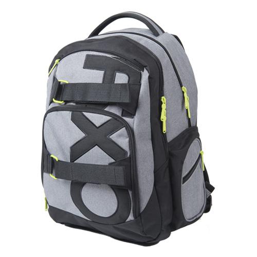 KARTON PP - Študentský batoh OXY Style Grey