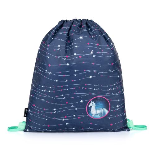 KARTON PP - Vak na chrbát OXY Style Mini Unicorn pattern