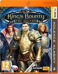 KATAURI INTERACTIVE - PC NKK - King's Bounty: The Legend CZ