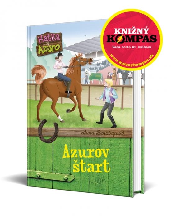 Katka a Azuro 2: Azurov štart - Anna Benzingová