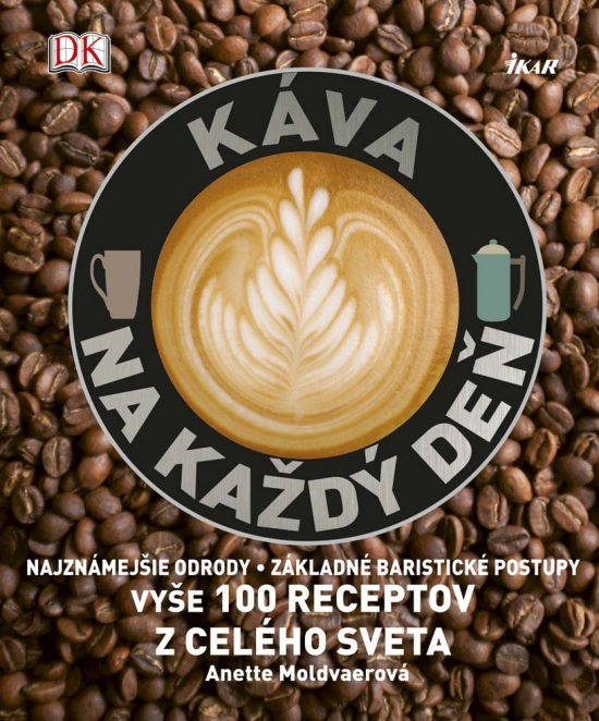 Káva na každý deň - Anette Moldvaerová