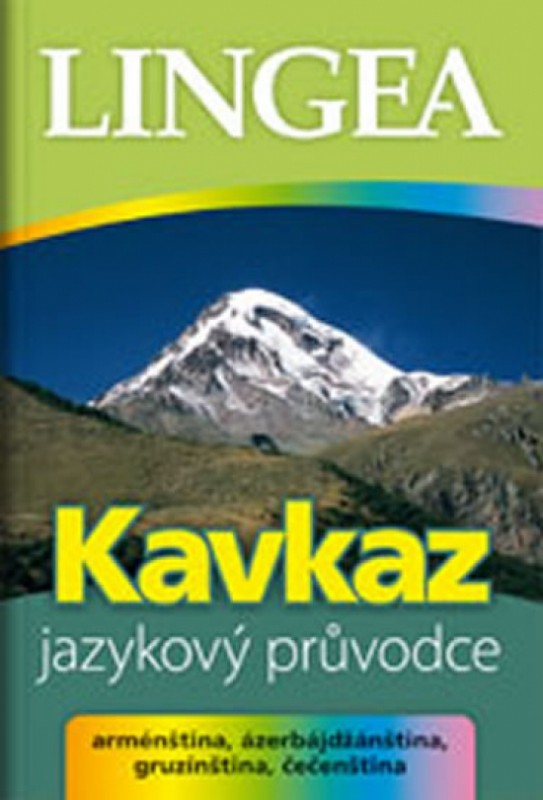 Kavkaz jazykový průvodce - Kolektív