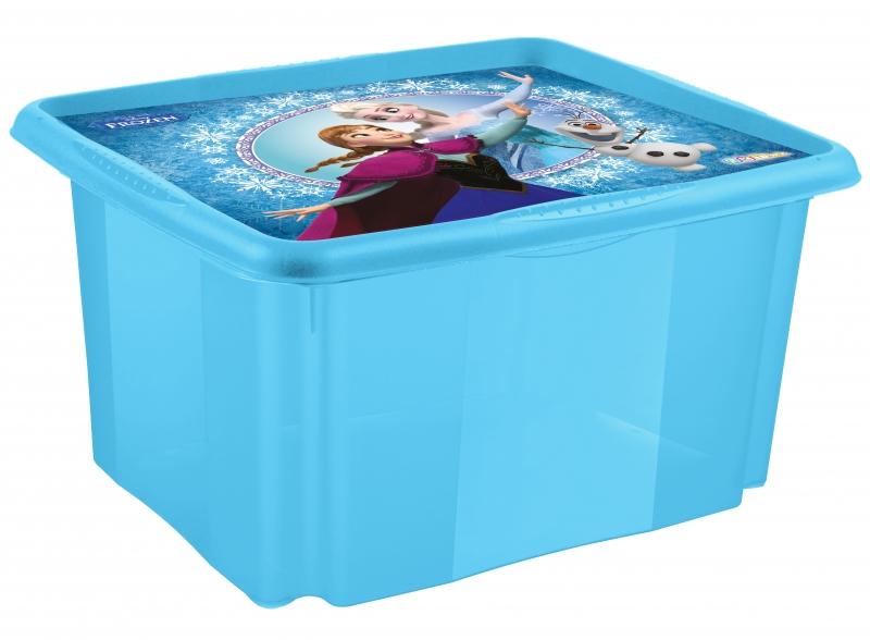 KEEEPER - Box na hračky Frozen 24 l