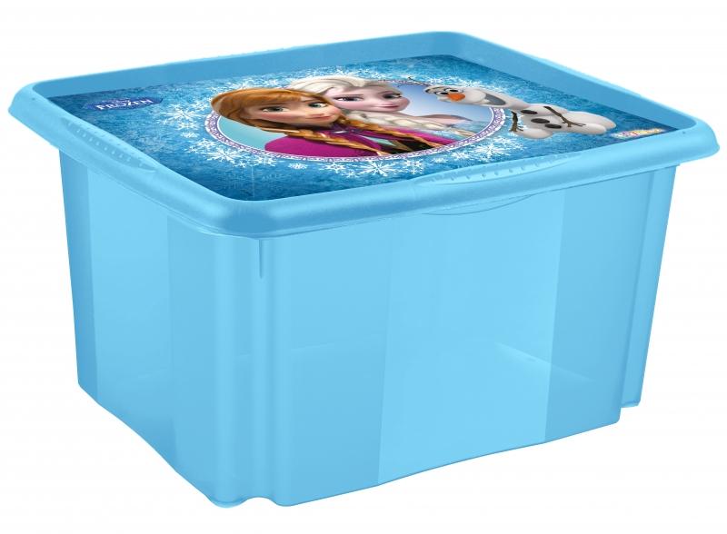 KEEEPER - Box na hračky Frozen 45 l