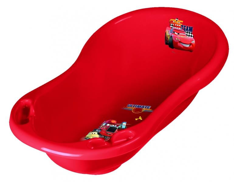 KEEEPER - Detská vanička s výpusťou - Cars II