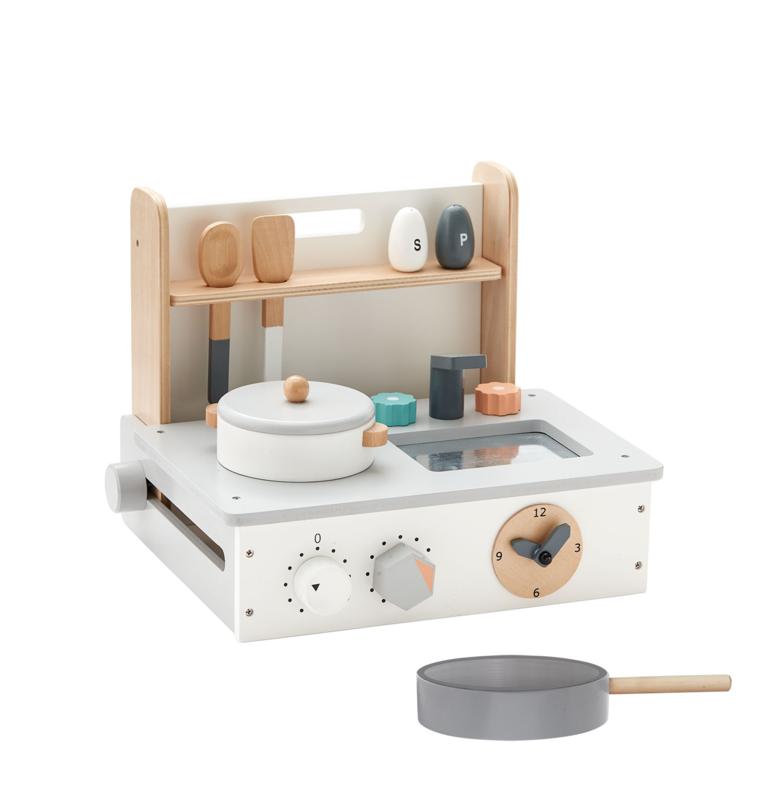 KIDS CONCEPT - Mini kuchynka drevená Bistro