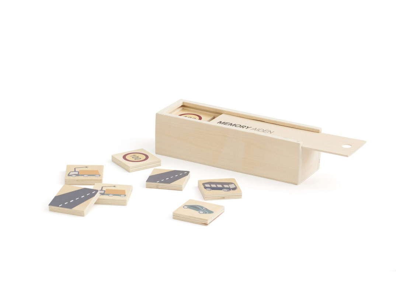 KIDS CONCEPT - Pexeso drevené AIDEN