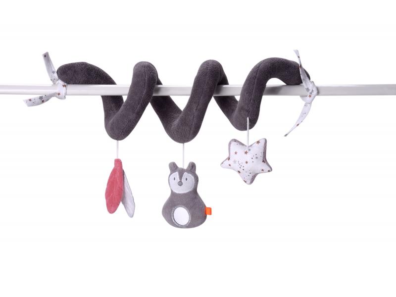 KIKADU - Špirála na kočík Líška