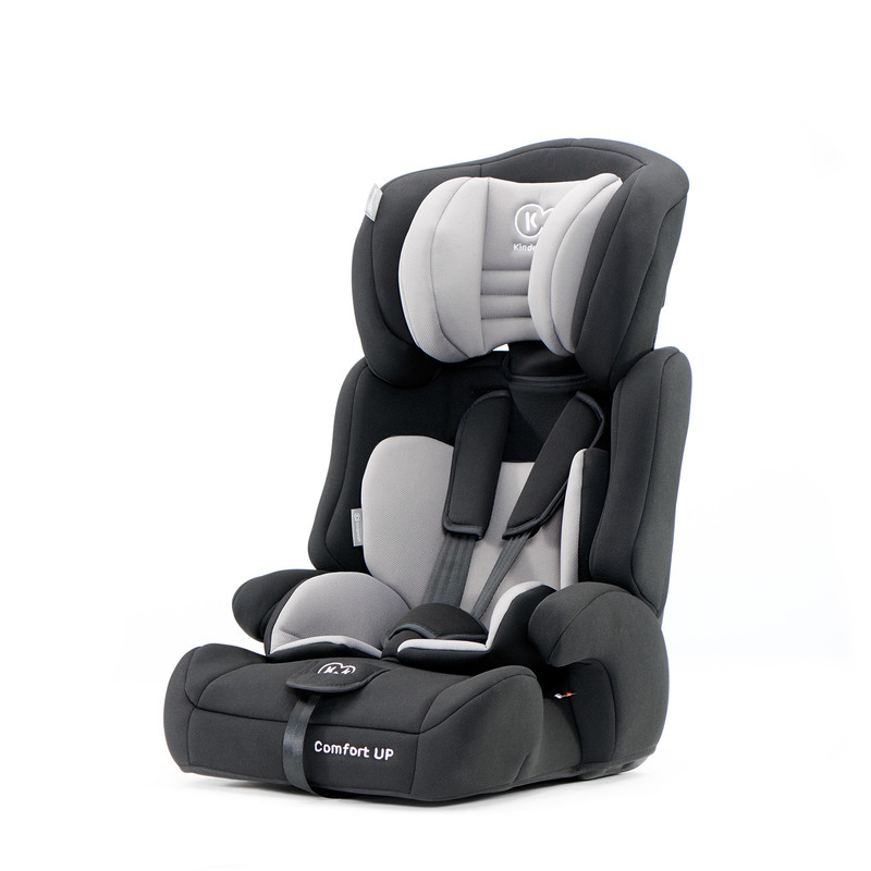 KINDERKRAFT - Autosedačka Comfort Up Black 9-36kg 2019