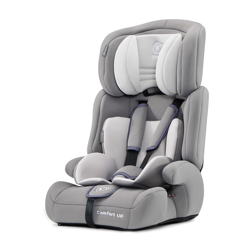 KINDERKRAFT - Autosedačka Comfort Up Grey 9-36kg 2019