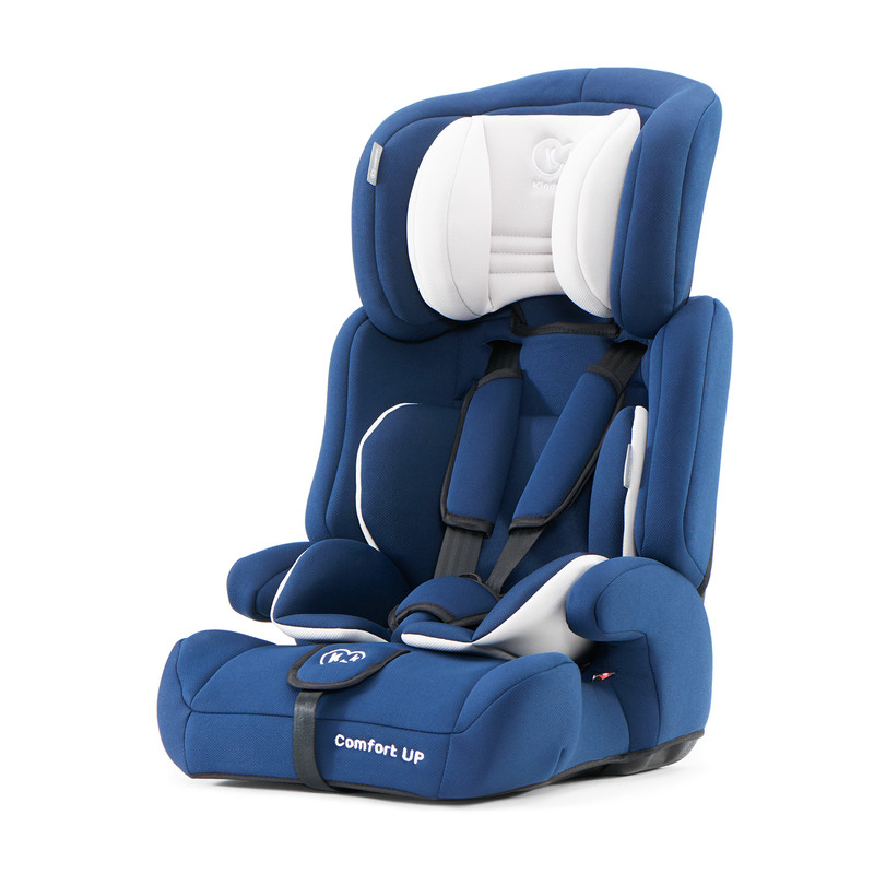 KINDERKRAFT - Autosedačka Comfort Up Navy 9-36kg 2019