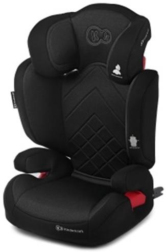KINDERKRAFT - Autosedačka XPAND Isofix Black 15-36kg 2019