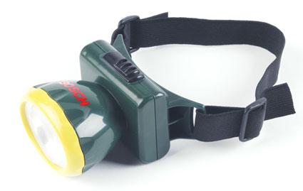 KLEIN - Baterka BOSCH na hlavu