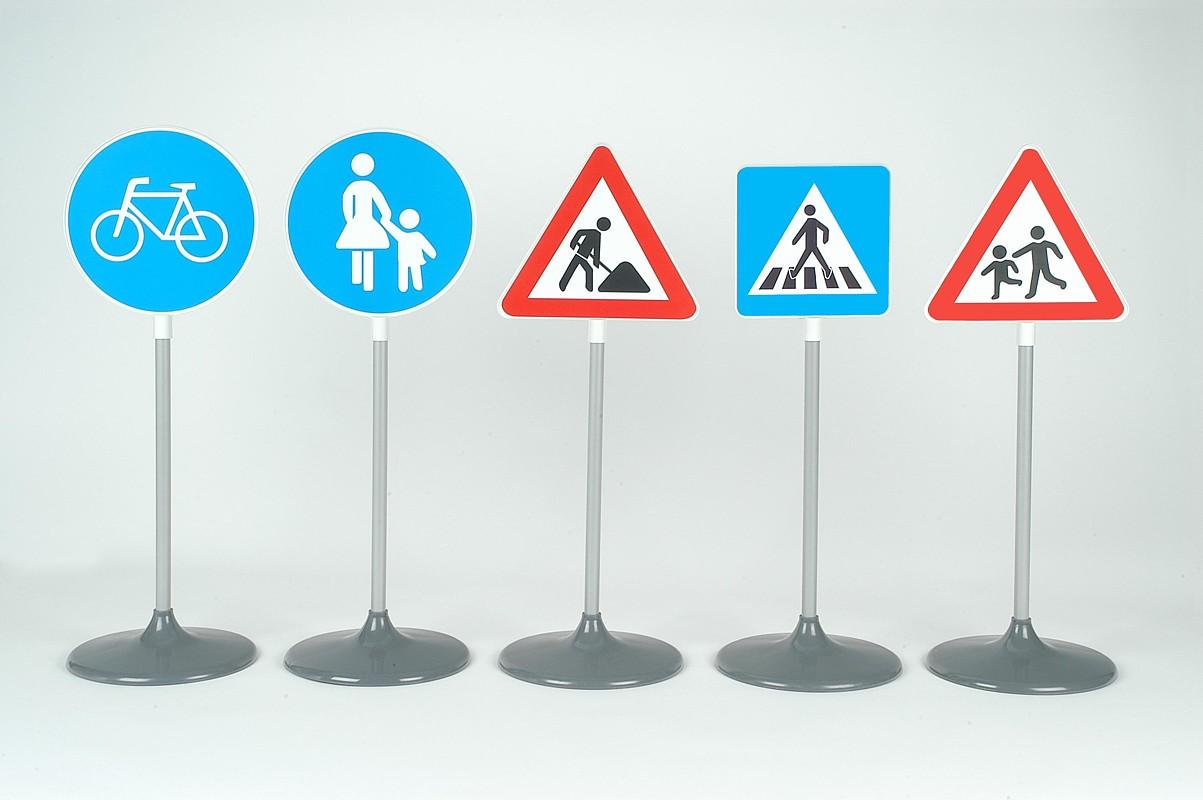 KLEIN - Dopravné Značky 2
