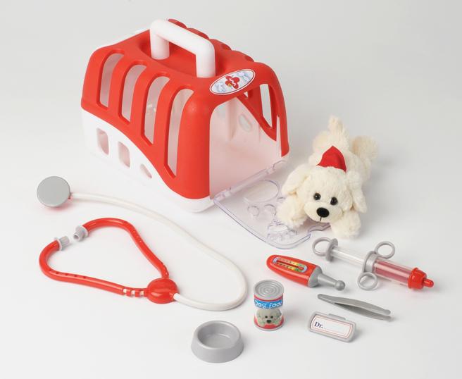 KLEIN - Kufrík pre veterinára s psíkom