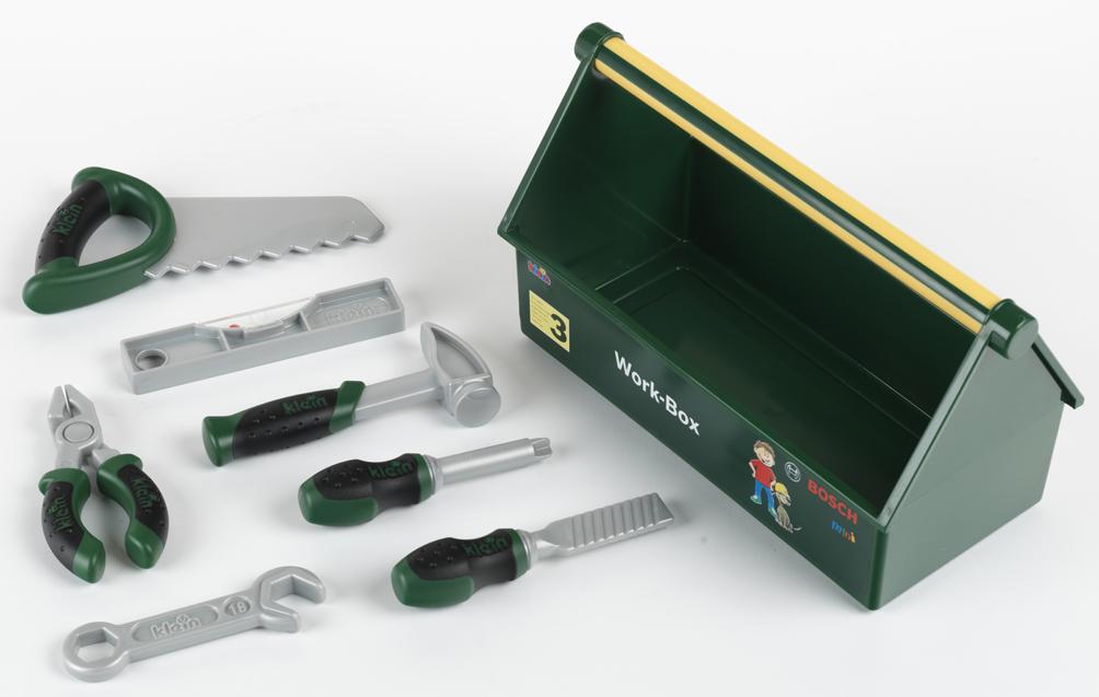 KLEIN - Náradie Bosch Set
