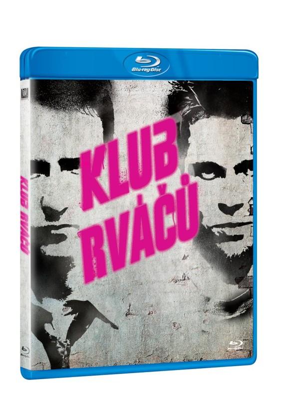 Klub rváčů Blu-ray