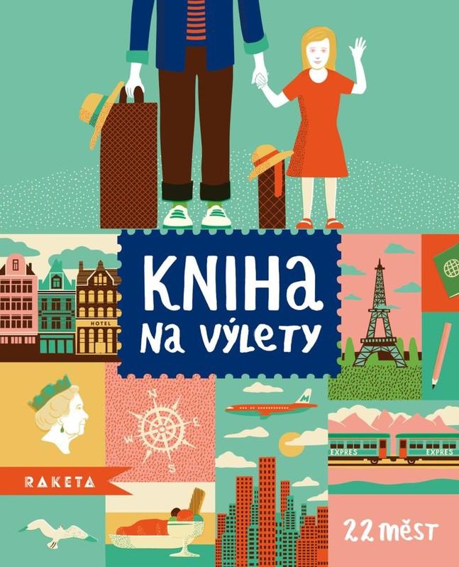 Kniha na výlety 22 měst - Joachim Dvořák