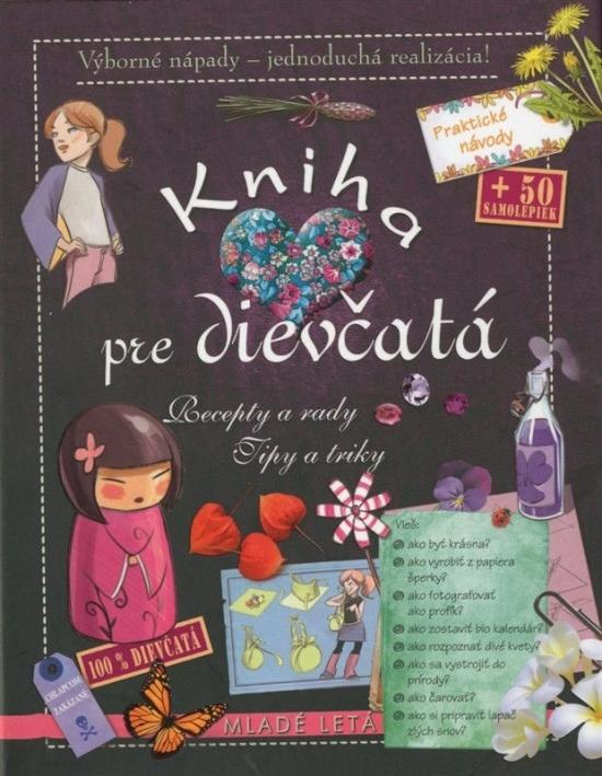 Kniha pre dievčatá - 3. vyd. - Kolektív