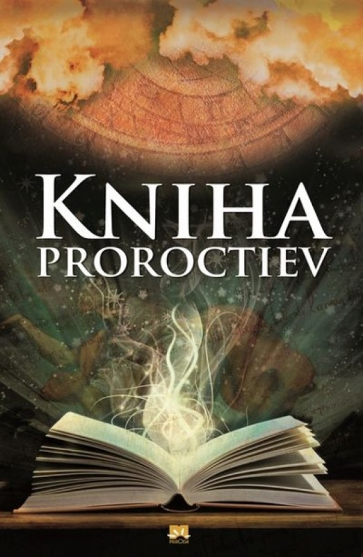 Kniha proroctiev - Carlos Martin-Parker
