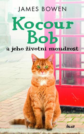 Kocour Bob - O životě a přátelství - James Bowen