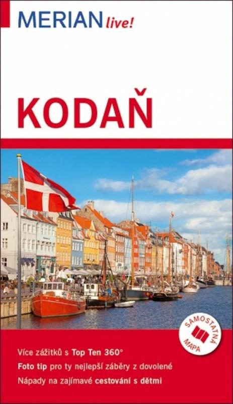 Kodaň – Merián 1.vydání - Jan Scherping