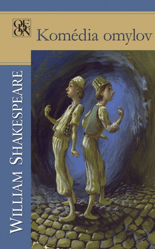 Komédia omylov - William Shakespeare