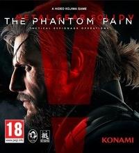 KONAMI - PS3 Metal Gear Solid V: The Phantom Pain, Akčná hra pre PS3