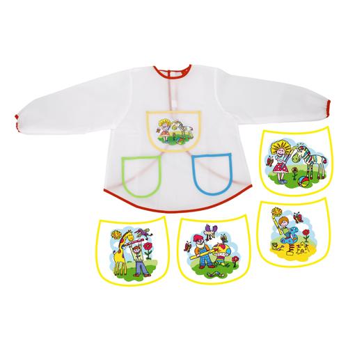 KOOPMAN - Detská zástera na výtvarnú výchovu