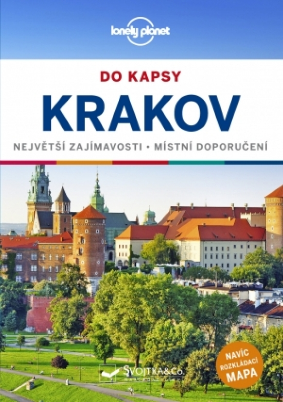 Krakov do kapsy - Lonely Planet