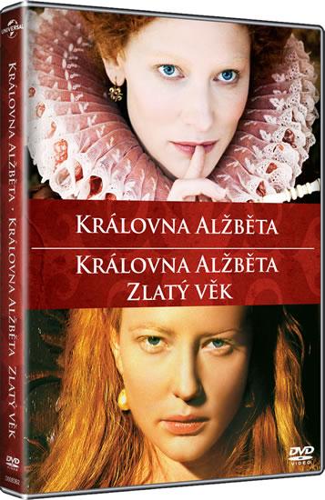 Královna Alžběta / Královna Alžběta: Zlatý věk - DVD