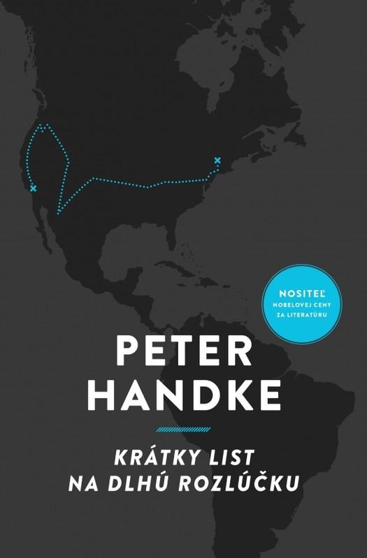 Krátky list na dlhú rozlúčku - Handke Peter