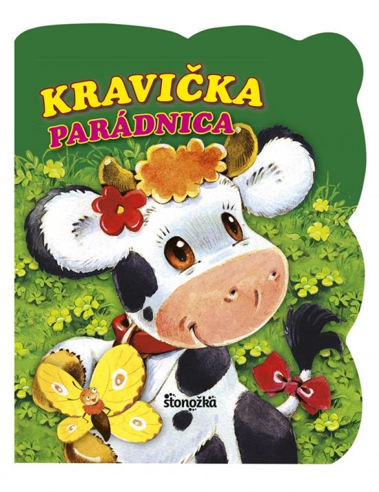 Kravička parádnica, 2.vydanie - Urszula Kozlowska