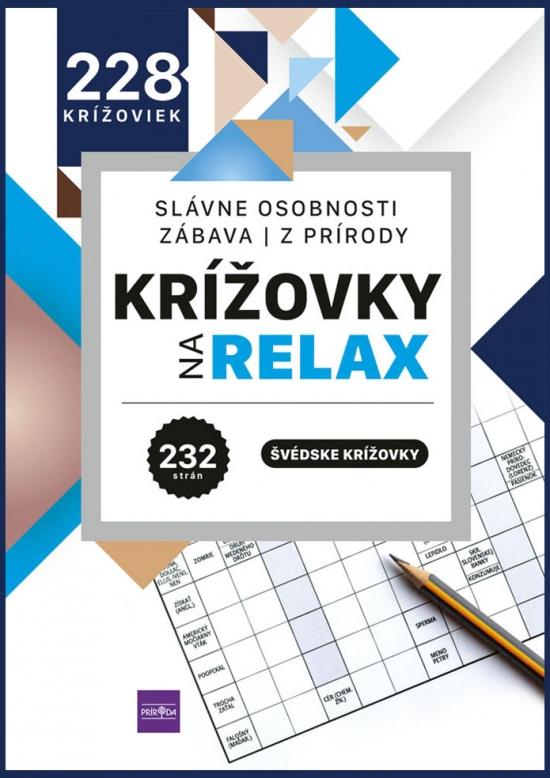 Krížovky na relax 6 - slávne osobnosti - zábava - z prírody - Dušan Čupka