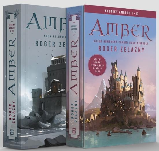 Kroniky Amberu 1-10 - Zelazny Roger