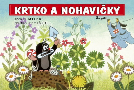 Krtko a nohavičky, 5. vydanie - Zdeněk Miler, Eduard Petiška