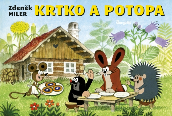 Krtko a potopa, 4. vydanie - Zdeněk Miler