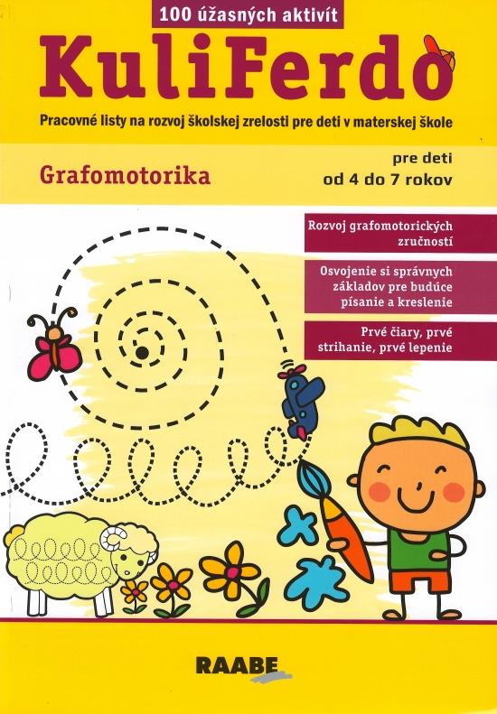 Kuliferdo - grafomotorika- PZ - Kolektív autorov
