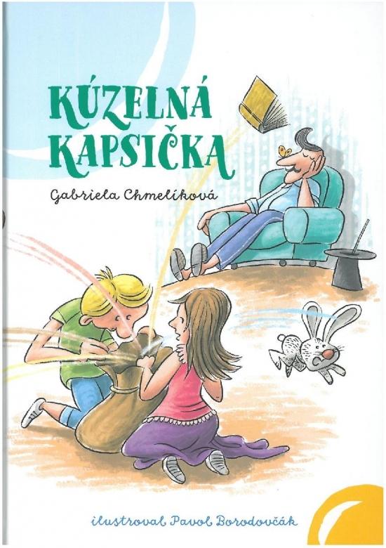 Kúzelná kapsička - Gabriela Chmelíková