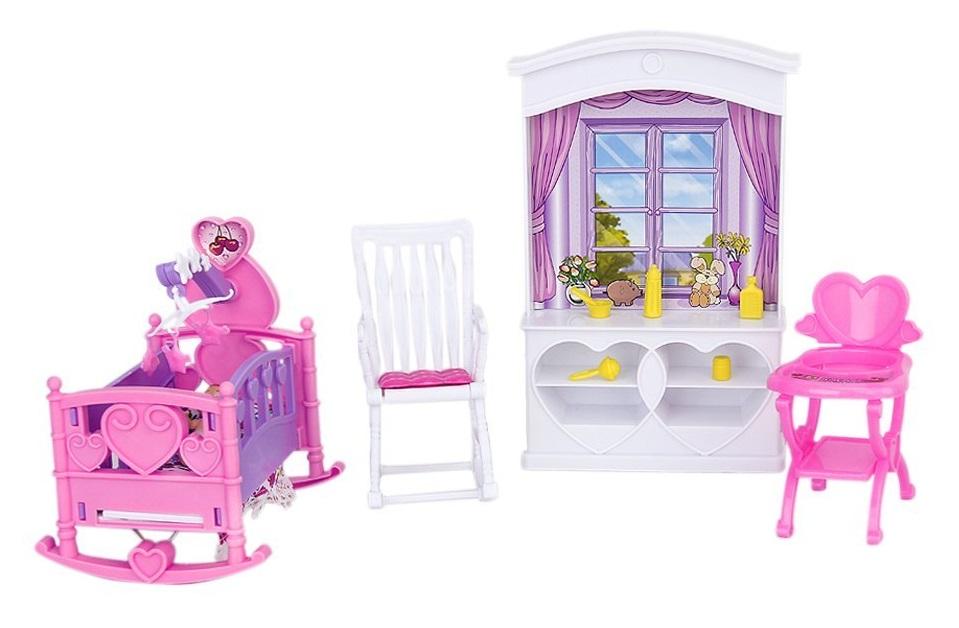 LAMPS - Detská izba pre bábätká
