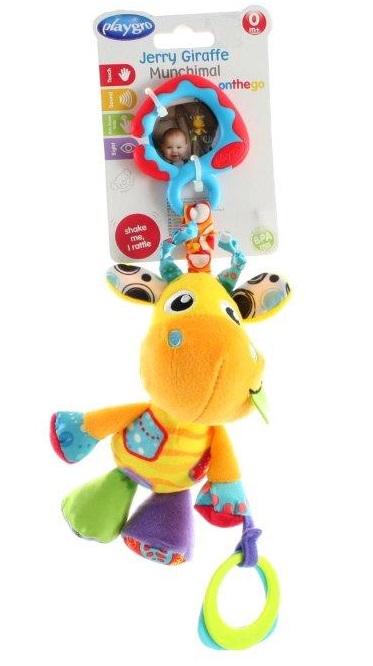 LAMPS - Žirafa na zavesenie s hryzátkom