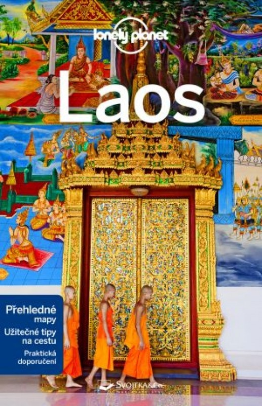 Laos- Lonely Planet