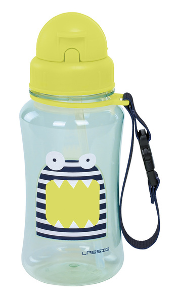LÄSSIG - Fľaša Drinking Bottle Little Monsters Bouncing Bob ... 24b3fc203d3