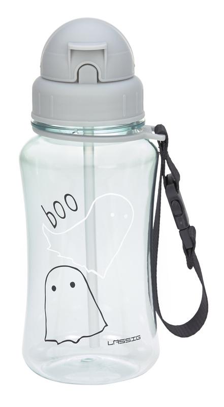 LÄSSIG - fľaša, Drinking Bottle Spooky Aqua