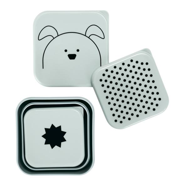 LÄSSIG - Krabičky na jedlo SnackBox Little Chums dog