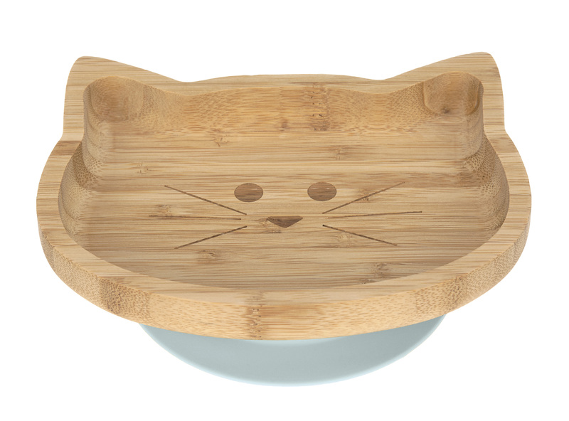 LÄSSIG - miska Platter Bamboo Chums Cat